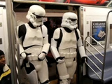 Click here to read <i>Star Wars</i>  On the 6 Train