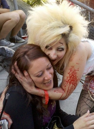Bite Zombie