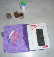 Condensed supplies.