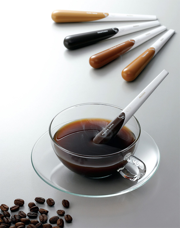 Cappuccino Coffee Stick by Heo Jeong Im