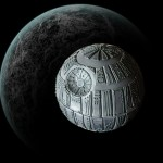 Dark Side Desserts, A Deathstar Cake!