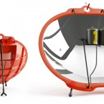 Self Contained Solar Cooking Kit For Disaster Relief