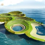 Floating Self Sustainable City