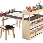 Creative Craft Table For Children