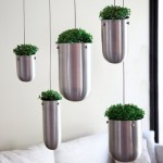 Floating Stainless Steel InDoor Garden