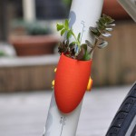 Green Your Ride with Bike Planter