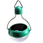 Rechargeable Solar Light Fixture Eliminates Dependence on Dirty Kerosene