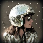 Disco Stu Approved Disco Helmet