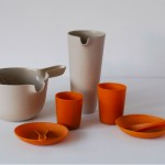 Wax Casting Recyclable Tableware On-Demand