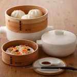 Modernized Chinese Steamer Set