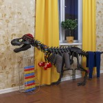 Behold the Thermosaurus Rex Radiator