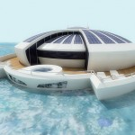 Beat Rising Land Prices and Rising Sea Levels With A Floating Home