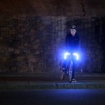 Stunning Glowing Handlebars for Any Bike to Increase Safety