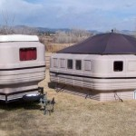 Modular Panel System Let's You Build Custom Living Structures & Campers