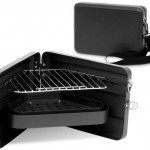 Briefcase Barbecue Gear