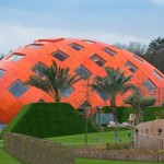 Stunning Dutch Pavilion for Floriade Expo