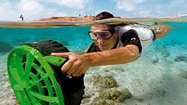 Bladefish 5000 | Underwater Scooter