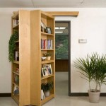 Hidden Room Bookcase