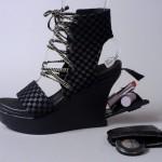 Ditch the Purse With Secret Compartment Shoes