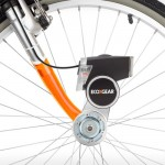 Bike Wheel Generator Keeps Your Gadget Topped Off