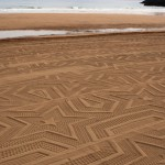 Beach Printing, An Transitory Art