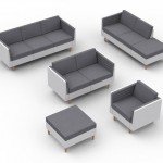 Modular Furniture Concepts from 608 Design