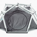 Inflatable Stuts/Poles Tent from Heimplanet