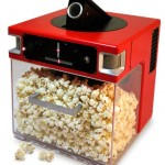 Popcorn Cannon Launches Tasty Treats Right At You