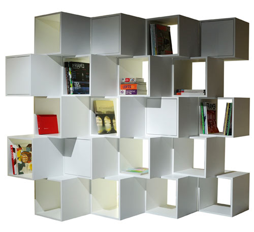Limit Bookshelf Divider by Alp Nuhoglu in home furnishings  Category