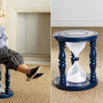 Time Out Stool With Built In Timer