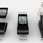 """Stander"" Dock Redefine Phone Docking Cool"