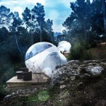 Whimsical Bubble Hotel