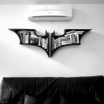 Bookshelves for Stately Wayne Manor