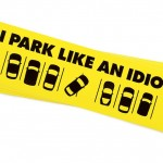 "Bumperstickers You Can Share With New ""Friends"""
