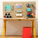Build Your Child An Amazing Craft Center For $50