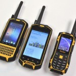 Ruggedized Hybrid Android Phone / Walkie-Talkie