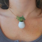 Living Plant Necklace