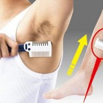 Tame the Manliness With Body Hair Thinner