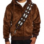 Chewbacca Hoodie Brings The Star Wars