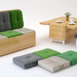More Clever Transforming Furniture Concepts