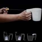 New Cup Design Takes a Shot at Tea Making