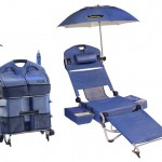 For The Truly Dedicated Outdoor Lounger