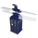 Flying Remote Control TARDIS