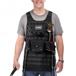 Take Command of Grilling With Tactical Apron