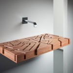 Maze Sink Add Mystery to Your Morning Routine