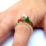 Tiny Landscapes at Your Fingertips