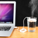 Desktop USB Humidifier