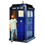 Life Sized TARDIS Stand-Up