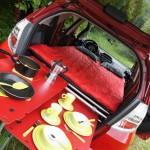 Swiss Take on Car Camping