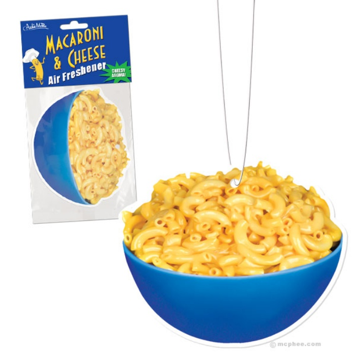 Mac And Cheese Air Freshner